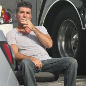 Simon Cowell Has Date With Ex Mezhgan Hussainy