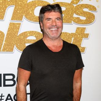 Simon Cowell wished Leona Lewis 'all the best' on her wedding day