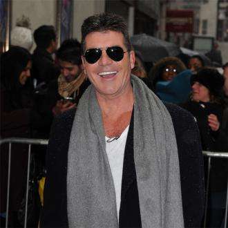 Simon Cowell's Mother: He'll Be Great Dad