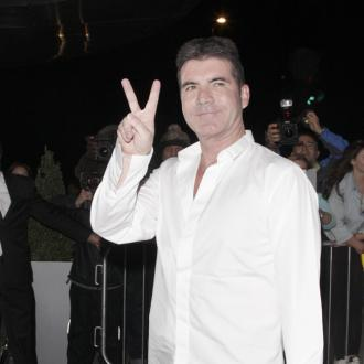 Simon Cowell makes daddy joke at X Factor launch