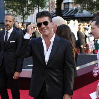 Simon Cowell Loves Fish And Chips