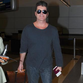 Simon Cowell Wants Eric 'To Be A Go-kart Driver'
