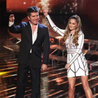 Cheryl Tweedy seeking career advice from Simon Cowell