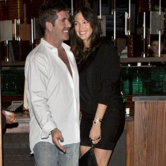 Simon Cowell Hints At Engagement To Lauren Silverman