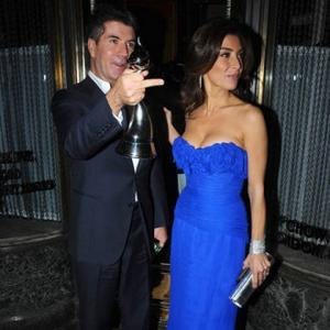 Simon Cowell Hasn't Seen Fiancee 'For Months'