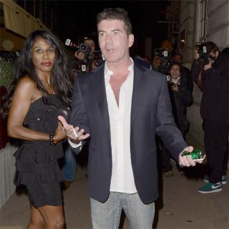 Simon Cowell Gets Vitamin Injections