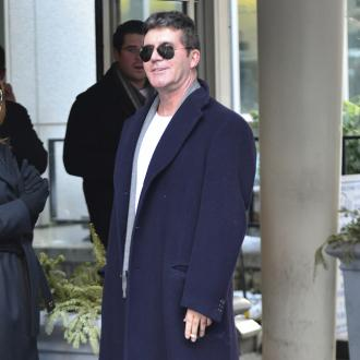 Simon Cowell Becomes A Father