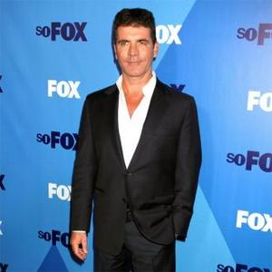 Simon Cowell's Manicured Garden Bushes