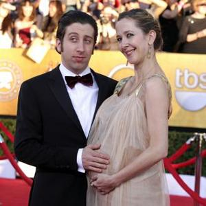 Simon Helberg Becomes A Father