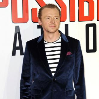 Simon Pegg considered quitting acting