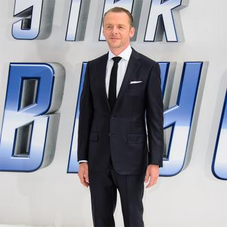 Simon Pegg wants to write more Star Trek