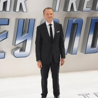 Simon Pegg hints at retirement from 'nerd films'