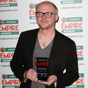 Simon Pegg Unsure About Khan Return