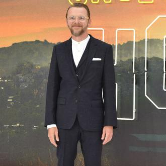 Simon Pegg annoyed by Star Trek email offer