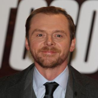 Simon Pegg: J.j. Abrams Is Perfect For Star Wars