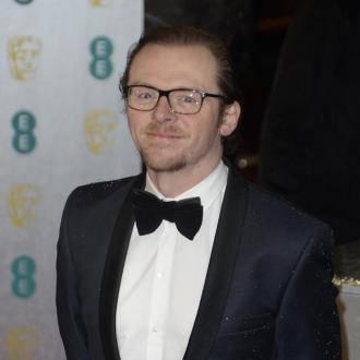 Simon Pegg: No Wish For Star Wars Role