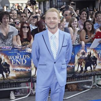 Simon Pegg: The World's End was emotional reunion