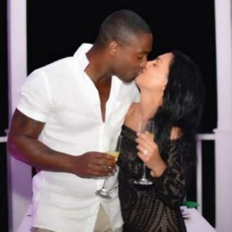 Simon Webbe engaged