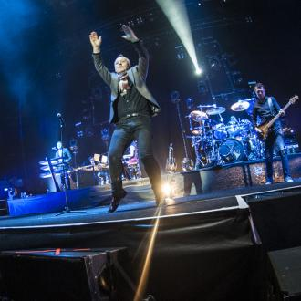 Simple Minds didn't want to be cowards