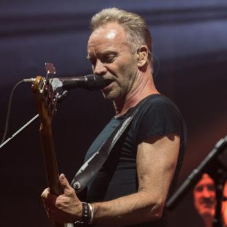 Sting teases duets album as Christmas present to fans
