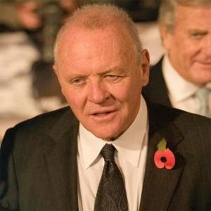 Anthony Hopkins Doesn't Pursue Roles