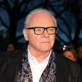 Anthony Hopkins: I don't know if I'm a granddad
