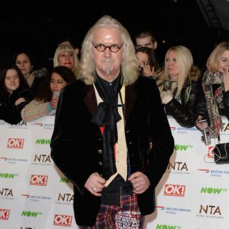 Billy Connolly may never work again