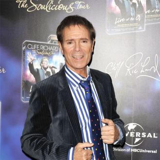 Cliff Richard mourning sister