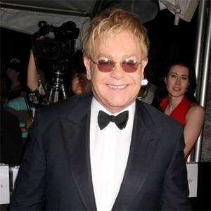 Elton John's Mother Reveals Feud