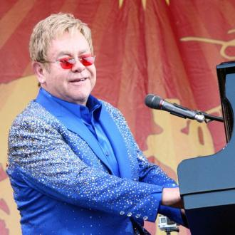Sir Elton John reveals one of his big passions