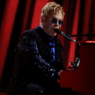 Sir Elton John pays tribute to his mother during concert
