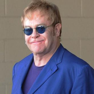 Elton John Worries About 'Disturbing' Times