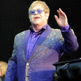 Elton John: Performing saved my life
