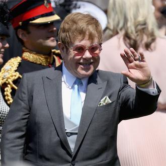 Elton John's 'joyous' first time