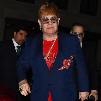 Sir Elton John Finds Clearouts 'Tough'