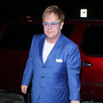 Elton John slams security guard
