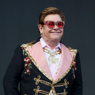 Sir Elton John has huge record collection