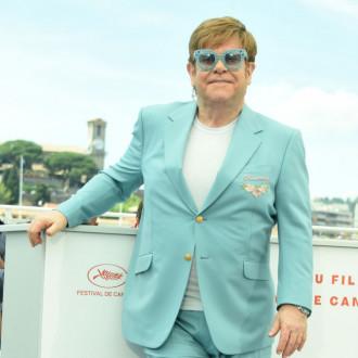 Sir Elton John 'blown away' by BTS' namecheck on Permission to Dance