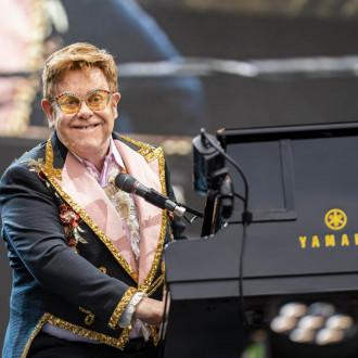 Elton John sets new UK chart record with Cold Heart single