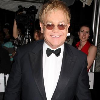 Elton John pleased with princess name