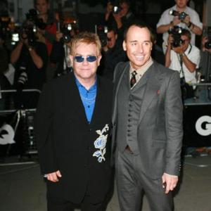 Elton John And David Furnish Discuss Son's Birth