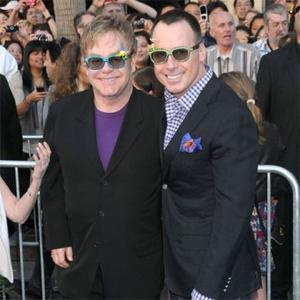 Elton John Wants Zachary To Love All People
