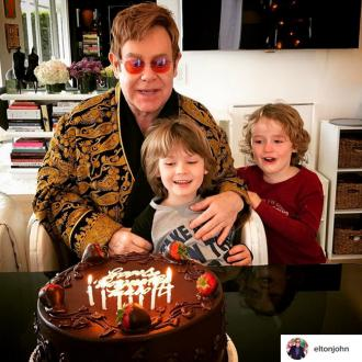 Sir Elton John 'always' enjoys celebrating his birthday