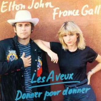 Sir Elton John pays tribute to late France Gall