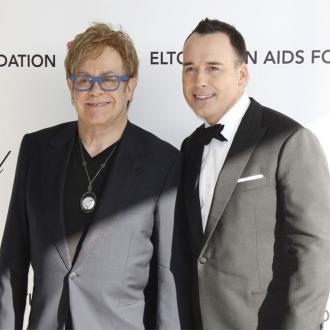 Elton John: Gaga Bathes My Sons