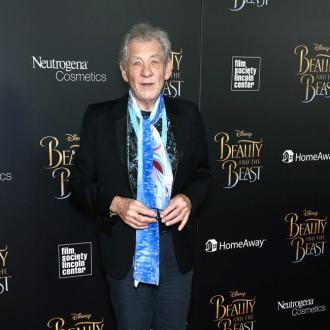 Ian Mckellen Told Off For Smoking On Buckingham Palace Balcony