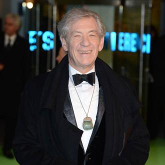 Sir Ian Mckellen Keeps Film Props In His Home