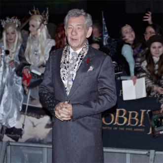 Ian Mckellen Finds It 'Difficult' To Cry