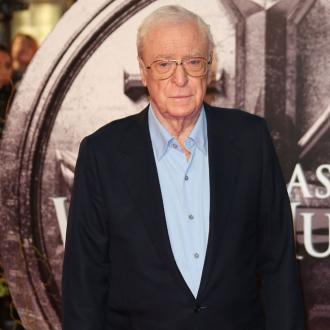 Michael Caine still recovering from ankle injury