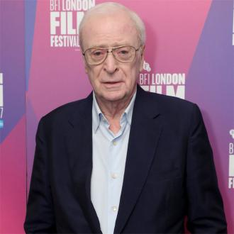 Sir Michael Caine didn't act to be famous